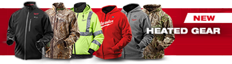 milwaukee heated gear jackets hoodies
