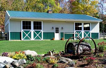 Pole Barn, Cincinnatus NY